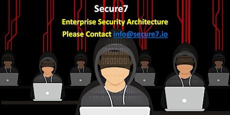 Enterprise Security Architecture tickets