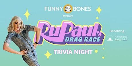 Drag Race Trivia Night for Rainbow Railroad tickets