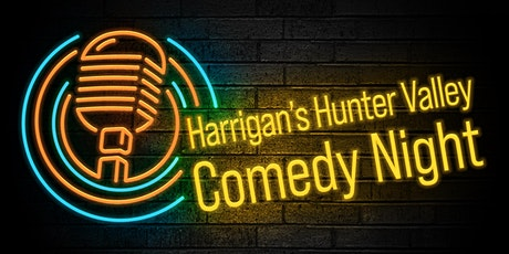 Comedy at Harrigan's tickets