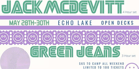 A weekend with McDevitt,  Green Jeans, Groove Therapy, and BP2! tickets