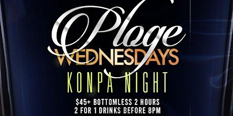 Ploge Wednesdays ( KONPA NIGHT ) AT TAJ tickets