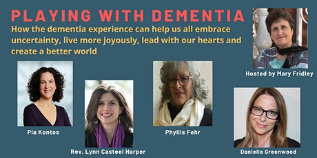 Playing with Dementia tickets