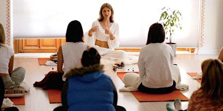 Awaken Your Feminine Goddess - Sacred Women's Healing Circle tickets
