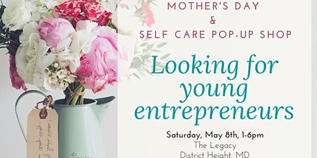 Mothers' Day Pop-up Shop & Self Care Day tickets