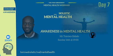 Awareness in Mental Health tickets