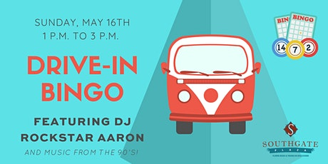 Drive-In Bingo featuring DJ Rockstar Aaron tickets