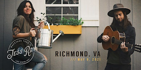 Jess Ray Backyard Tour // RICHMOND, VA tickets