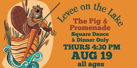The Pig & Promenade- Pulled Pork Dinner and Dance Only tickets