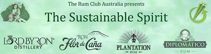 The Rum Club Masterclass - The Sustainable Spirit image