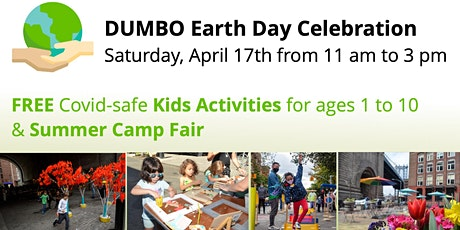 DUMBO Earth Day Celebration tickets