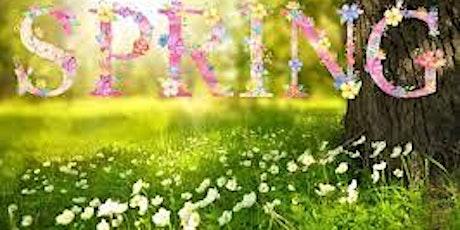 Springtime Wellness Education Young Living Tickets