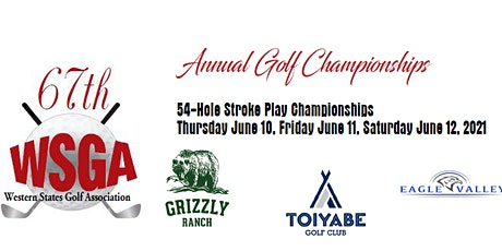 67th WSGA Annual Golf Championship tickets