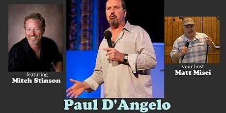 Paul D'Angelo - Comedy Show tickets
