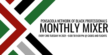 Monthly Networking Mixer tickets
