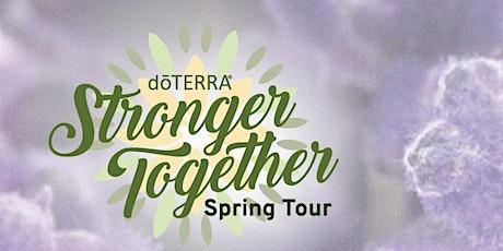 doTERRA Spring Tour Event tickets