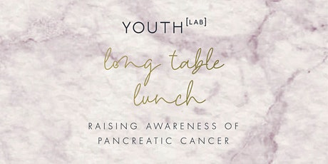 Youth Lab Long Table Lunch tickets