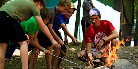 MYW Backyard Campfire Fundraiser  - Burlington tickets