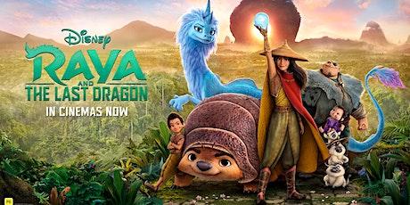 Raya and the Last Dragon tickets