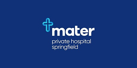 Mater Private Hospital Springfield - women's health & hand conditions tickets