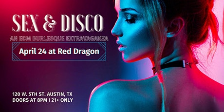 Sex & Disco tickets