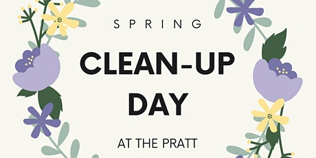 Spring Clean-Up Day tickets