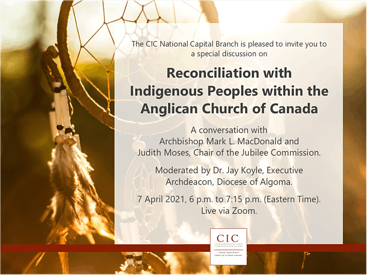 Reconciliation with Indigenous Peoples image