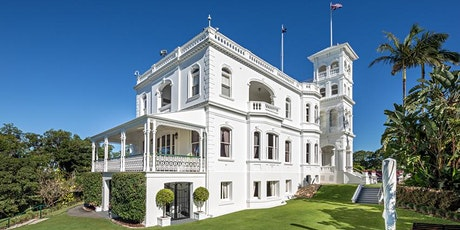 Free school holiday tours of Government House tickets