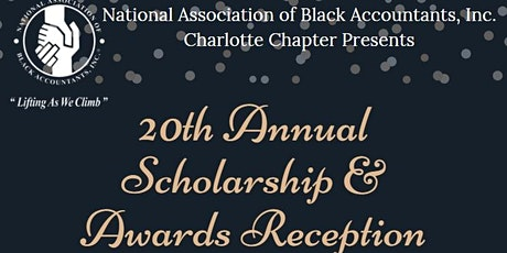 NABA Charlotte Chapter's 20th Annual Scholarship & Awards Reception tickets