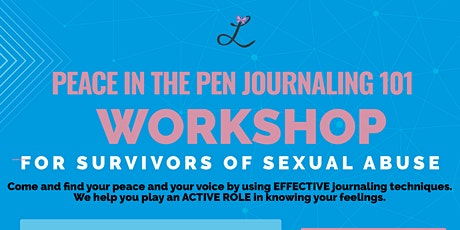 Peace in the Pen Journaling 101 Workshop tickets