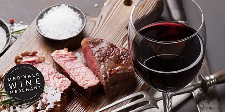 Merivale Wine Merchant: I see RED - Wine & Beef Tasting tickets
