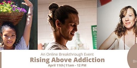 Rising Above Addiction tickets