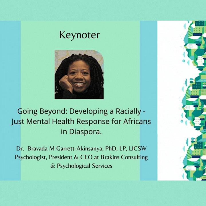 7th African Mental Health Virtual Summit image