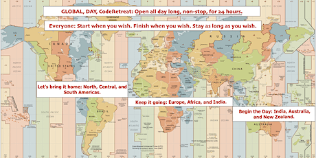 24 HOUR GLOBAL DAY - CodeRetreat, and a bit more - JUNE 12 tickets