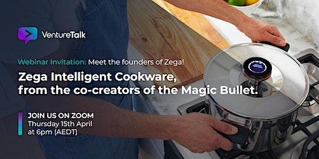 Webinar Invitation: Meet the founders of Zega! tickets