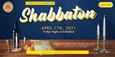 Haichal Moshe Youth: High School Shabbaton tickets
