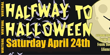 Halfway to Halloween Virtual Dance Party tickets