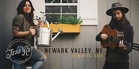 Jess Ray Backyard Tour // NEWARK VALLEY, NY tickets