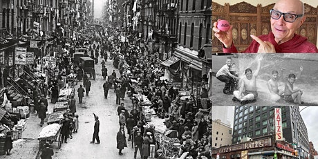 'The Lower East Side Chronicles: Growing Up in NYC's Melting Pot' Webinar tickets