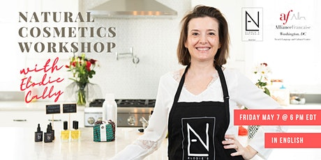 Natural Cosmetics Workshop with Elodie tickets
