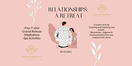 Relationships and Spiritual Growth tickets
