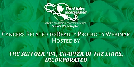 The Price We Pay for Beauty: Cancers Related to Beauty Products tickets