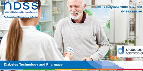 Diabetes Technology and Pharmacy - Hobart tickets