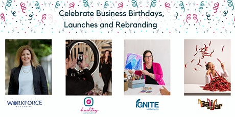 Reignite SA - Celebrate Business Birthdays, Launches and Rebranding tickets