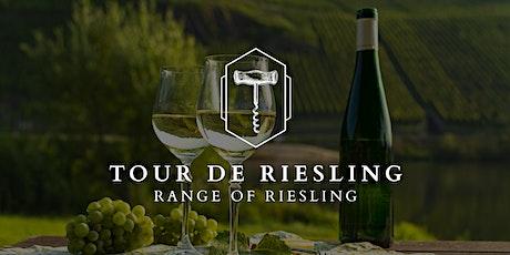 Tour De Riesling Tasting Sydney 21st October 2021 6.30pm tickets