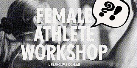 Female Athlete Workshop tickets