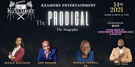 THE PRODIGAL Stage Play tickets