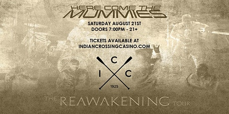 Here Come The Mummies At ICC tickets