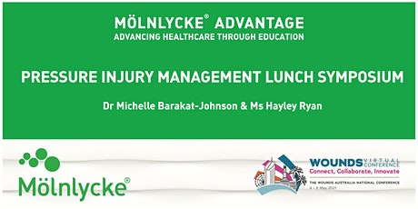 Mölnlycke_Wounds Australia Virtual Lunch Symposium tickets