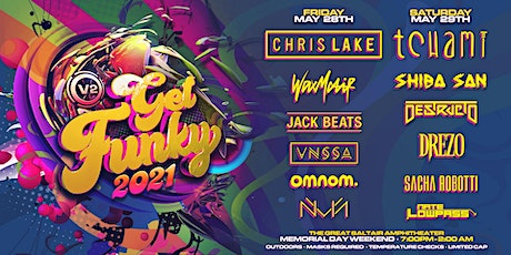 Get Funky 2021 tickets