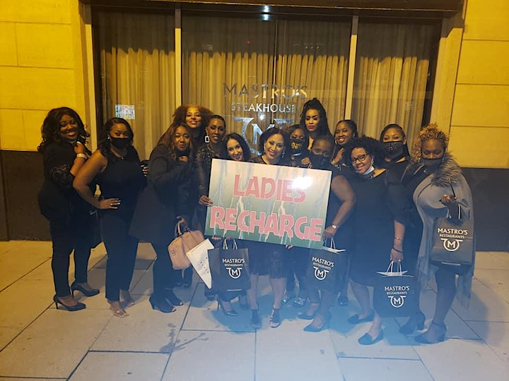 Ladies Recharge All White Yacht Experience image